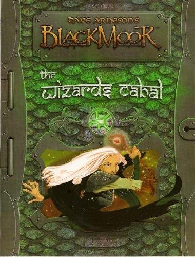BLACKMOOR The Wizards Cabal *NOP (Dave Arnesons Blackmoor)