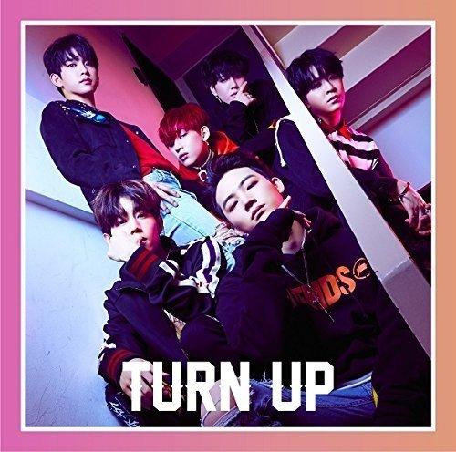 GOT7 - Turn Up: Type B (Bonus Track, Japan - Import)