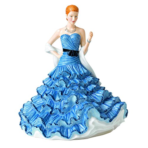 (Royal Doulton Traditional Isabella Figurine)