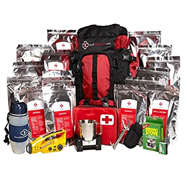 Food Insurance Premium 2-Week Bug Out Bag
