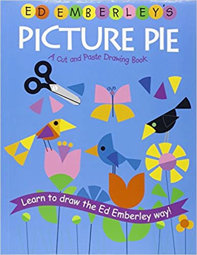 ed emberleys picture pie ed emberley drawing books