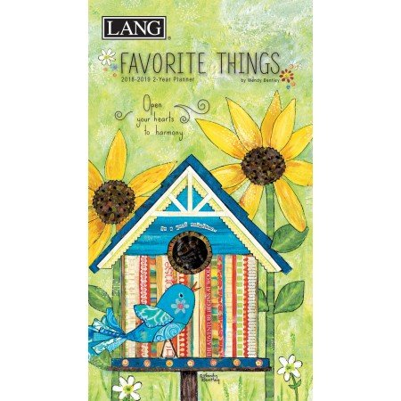 LANG - 2018 Two Year Planner -