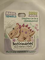 John Hinde DinoMates Magic Towel, Friend Female