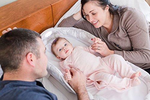 Baby Delight Snuggle Nest Harmony Infant Sleeper Baby Bed