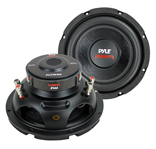 PLPW8D 1600W Voice Subwoofers Speakers