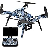 MightySkins Protective Vinyl Skin Decal for 3DR Solo Drone Quadcopter wrap cover sticker skins Rocks