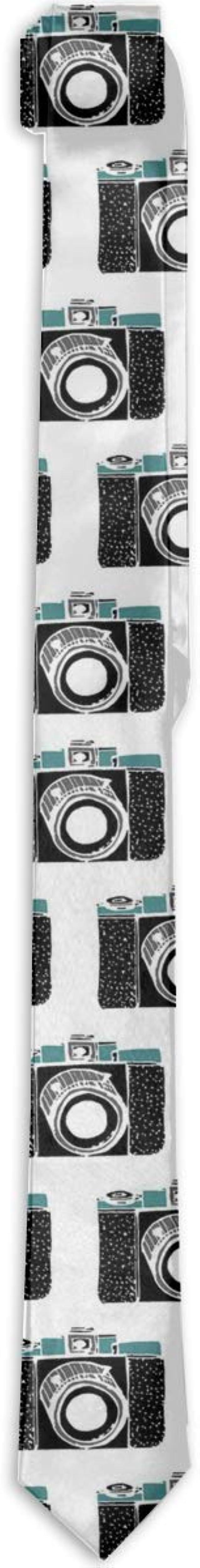 Cosicstore Accesorio de disfraz de cámara vieja, corbatas de seda ...