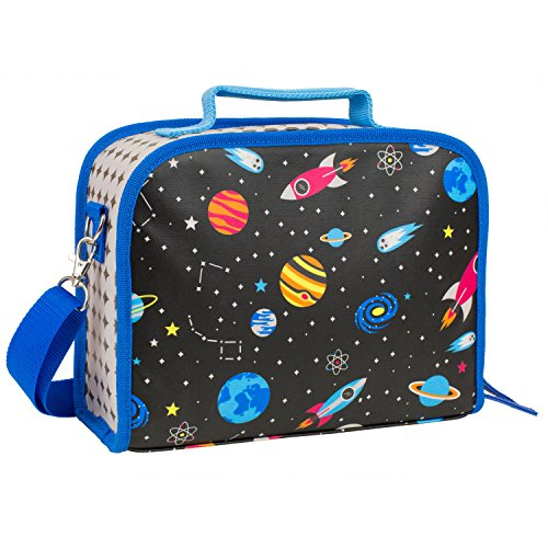 (Petit Collage Lunchbox Space)