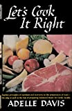 img - for Let's Cook It Right book / textbook / text book