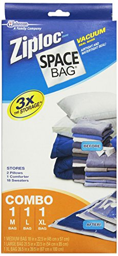 ziploc vacuum storage bags medium - 7