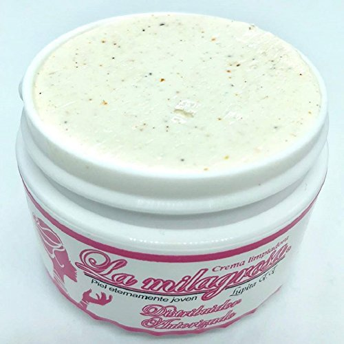 4 Pack Crema La Milagrosa Day Cream Original 100% Authentic by Standpoint (Image #1)