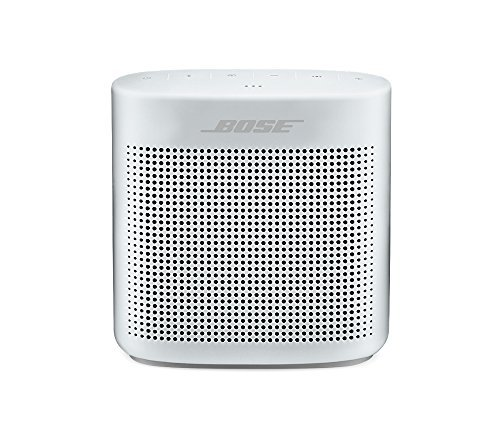 Bose SoundLink Color Bluetooth Speaker II - Polar White & Re