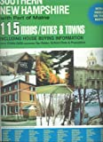 Universal Atlas of Southern New Hampshire, Alfred Glassman, 0932427332