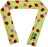 KOOLGATOR Cooling Neck Wrap - Lady Bugs/Flowers Design