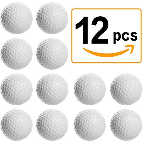 iPlay, iLearn Practice Balls, Golf Balls, Bulk Set of Golf Balls for Swing Practice, Driving Range, Home Use (One (Halloween Golf Theme)
