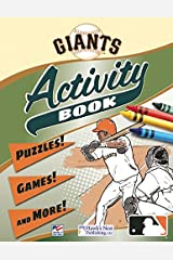 Giants Activity Book Paperback