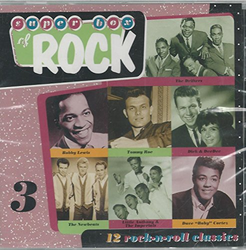 Super Box of Rock - Volume 1 Disc - Disc Stinger