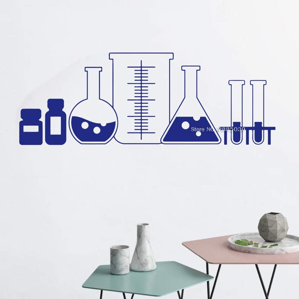 Modeganqingg Experimento químico Apliques de Pared de Vidrio ...