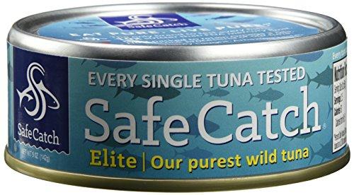 Safe Catch Elite Wild Tuna - 6 pack