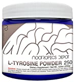 L-Tyrosine Powder | 125 Grams | Amino Acid Supplement | Supports Healthy Stress Levels | Boosts Energy | Promotes Mental Alertness, Focus and Clarity Review