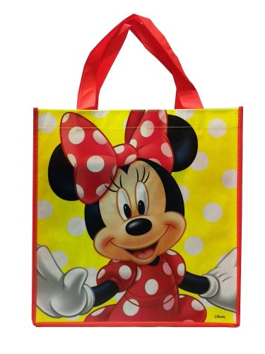 Disney Minnie Mouse Large Reusable Non-Woven Bag for $<!--$0.94-->