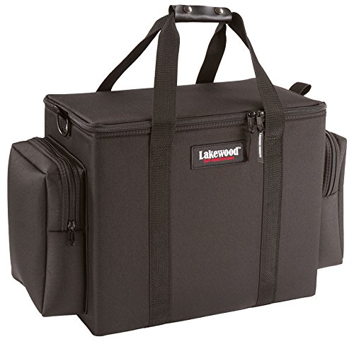 Lakewood Products 5 Pac Magnum Upright Case, Black by Lakewood