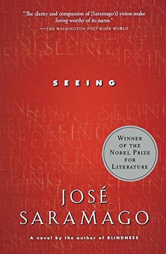Seeing [Jose Saramago] (Tapa Blanda)