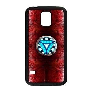 Iron man heart Phone Case for Samsung Galaxy S5 Case