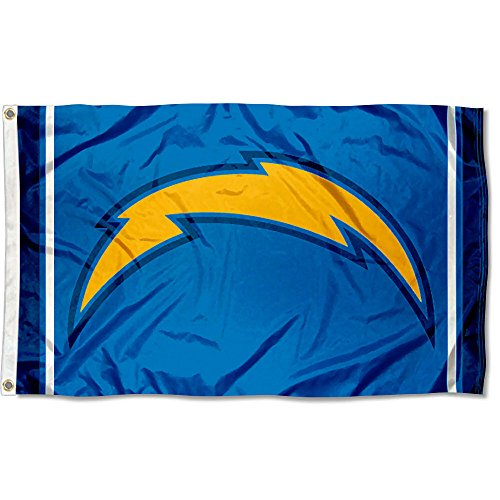 Los Angeles Chargers Large NFL 3x5 Flag
