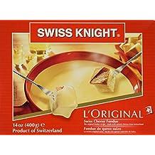 Swiss Knight Fondue - L'Original From Switzerland, 14 Oz.