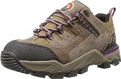 Irish Setter Women's Alum Toe 83202 Brown Sneaker 5 B (M)