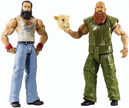WWE Battle Pack Series #31 - Erick Rowan vs. Luke Harper Action Figure (2-Pack) (Series 2 Wwe Toy)