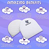 Bassinet Wedge Pillow for Baby - Universal - 3