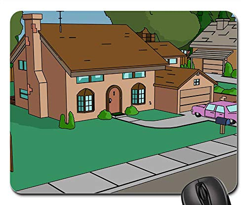 Mouse Pads - Fan Art Simpsons Home Comic