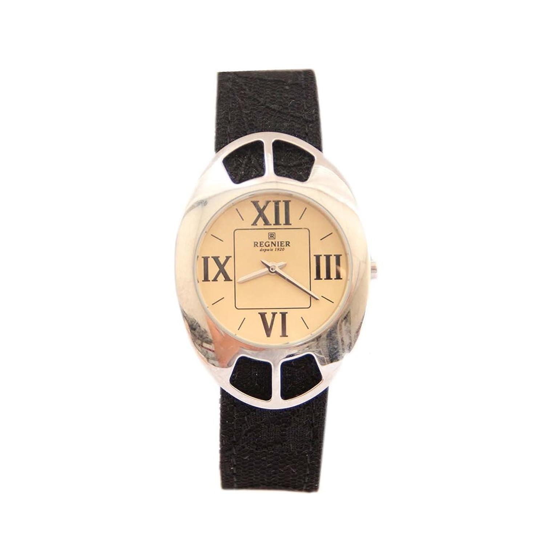 Waooh - Uhr Mit RÖmischen Ziffern Dony - SCHWARZ