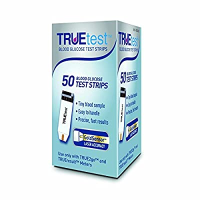 TRUEtest Test Strips, 200 Count Pack *Packaging may vary