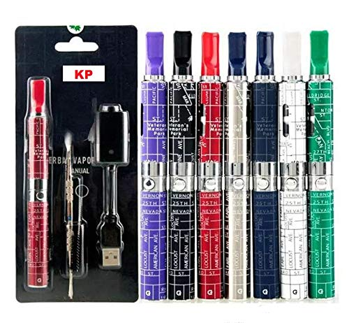 TKP  Slim Wax Premium Edition   Flower Pen   Blister Packing
