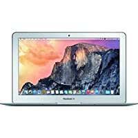 Apple Macbook Air-11 Early-2015 Laptop, OSX-YOSEMITE, INTEL:I5-5250U/CI5, 1.6 GHz, INTEL-HD6000/IGP, 128 GB, Aluminum, 11.6 (Certified Refurbished)