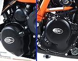 R&G Engine Case Cover Kit for KTM 390 Duke '17-'18 & RC 390 '17-'18 | Left & Right