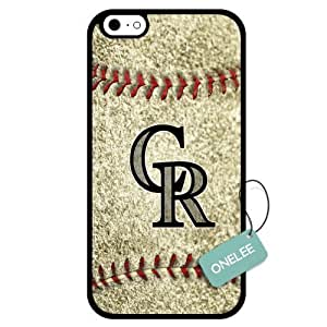 (TCustomized MLB Colorado Rockies Team Logo Design PC Case For Samsung Galsxy S3 I9300 Cover Case Cov3