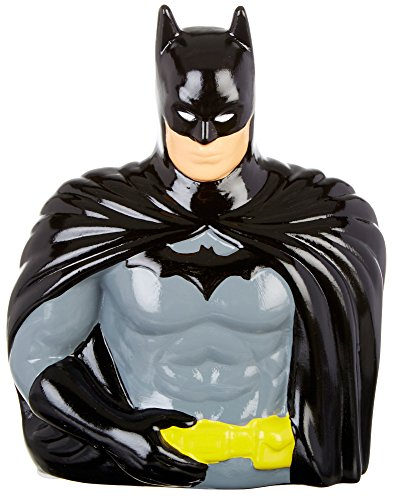 (Official Brand New Batman Coin Bank in a Colored Box- One Size)