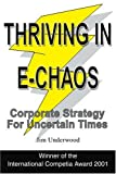 Thriving in E-Chaos, Jim Underwood, 0595259944