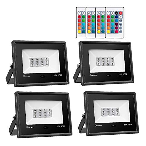 20 Watt Led Flood Light in US - 9