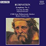 Anton Rubinstein: Symphony No. 1 in F; Ivan the Terrible by Unknown (0100-01-01?