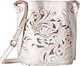 Patricia Nash Women's Lavello Sling White/Pink One Size