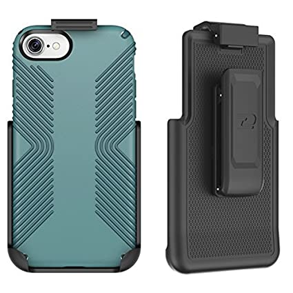 separation shoes 262c5 553f2 Encased Belt Clip Holster for Speck Presidio & Presidio Grip Series, iPhone  7 Plus 5.5