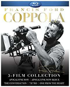 Francis Ford Coppola: 5-Film Collection [Blu-ray] [Import]