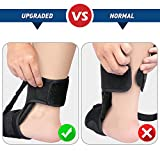 2020 New Upgraded Black Night Splint for Plantar