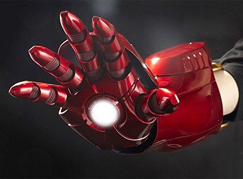 Gmasking Electronic Iron Man MK3/7 Wearable Arc FX Wrist Armor Gauntlet 1:1 Replica (Gmasking Iron Man compare prices)