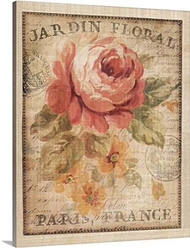 Danhui Nai Premium Thick-Wrap Canvas Wall Art Print  Parisian
